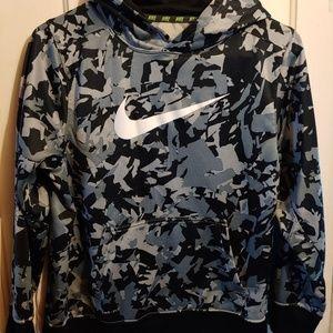 Nike hoodie hooded sweatshirt